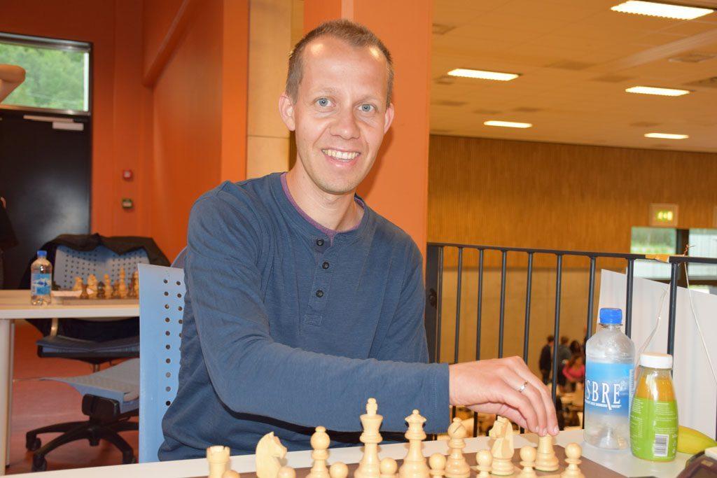 Kjetil Lie, profilbilde, sjakk, Grenland folkehøgskole
