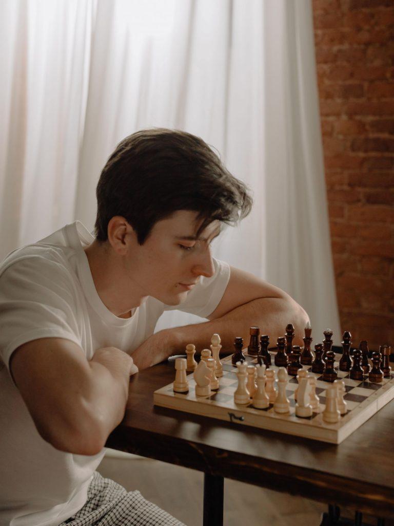 sjakk, spill, Grenland folkehøgskole