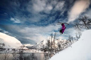 Lofoten ski