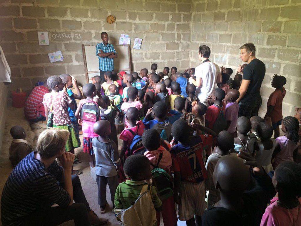 Skole Tanzania