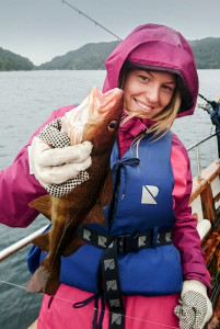 Fisk på bømlo folkehøgskule
