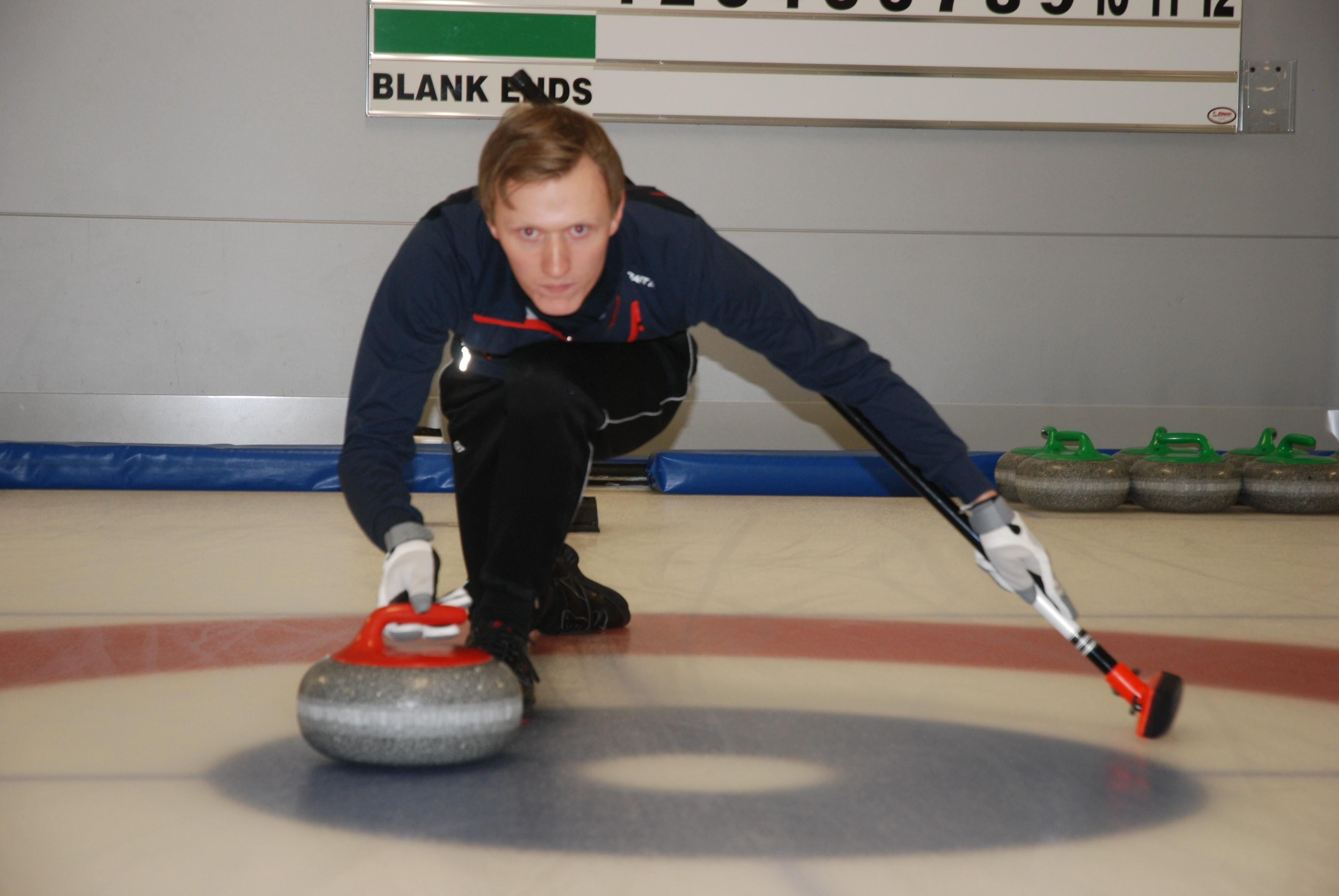 Curling på ICE-line