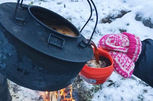 Slik koker du den perfekte kaffen på bål