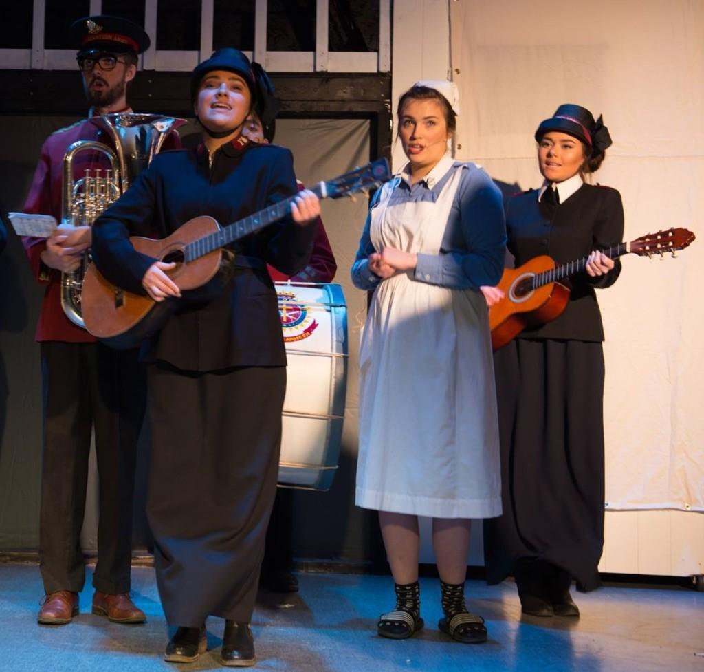 Othilie. En musikal om Othilie Tonning, Frelsesarmeens mødrehjem i Drøbak – og om kjærlighet mot alle odds.