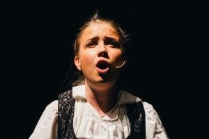 Elevene viste stort engasjement da Seljord folkehøgskule satte opp en lokal musikal