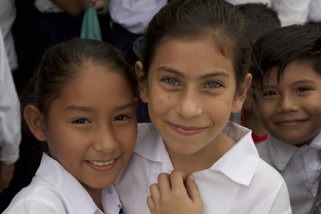- Mange av møtene med enkeltmennesker i Ecuador var veldig sterke, sier Linnea.