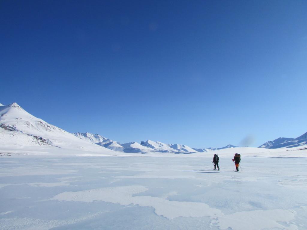 Naturen i både Alaska og Finnmark byr på spesielle villmarksopplevelser.