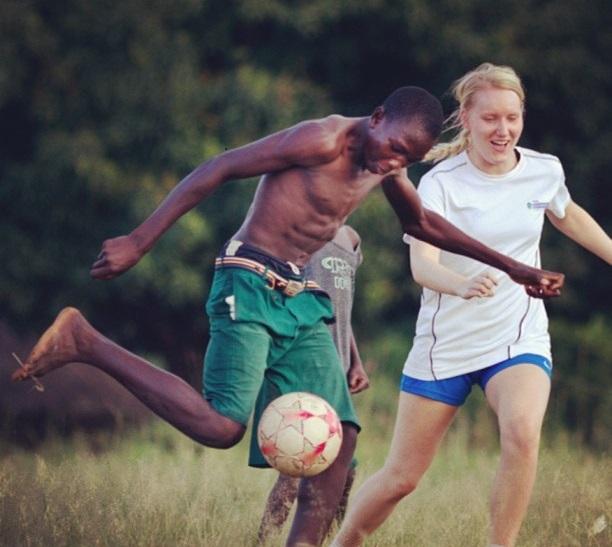 Man kan lære mye på en studietur til Afrika