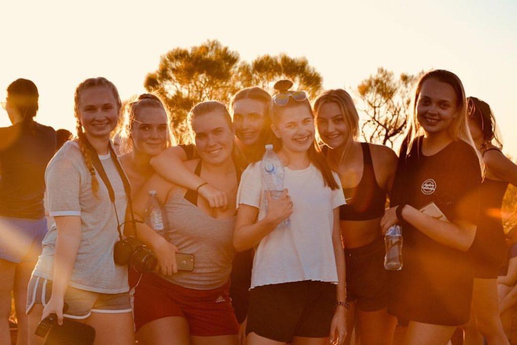 Folkehøgskole Australia studietur