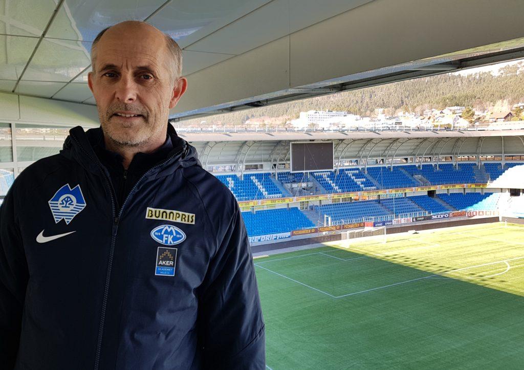 Knut Hallvard Eikrem MFK Molde fotballklubb folkehøgskole