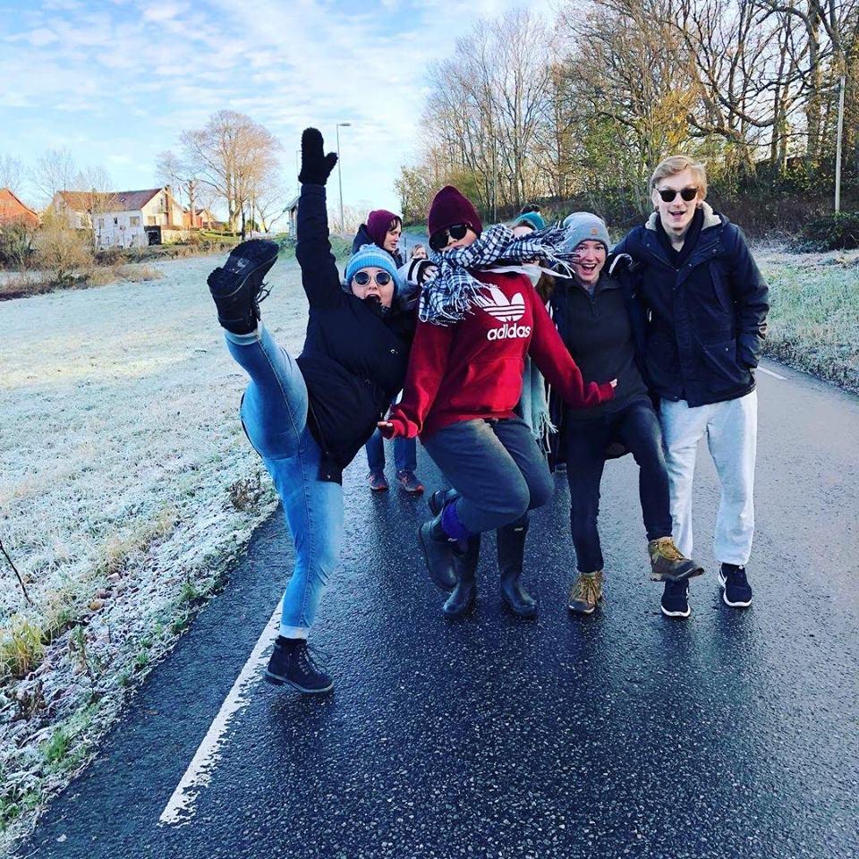 vener folkehøgskole Sunnhordland folkehøgskule