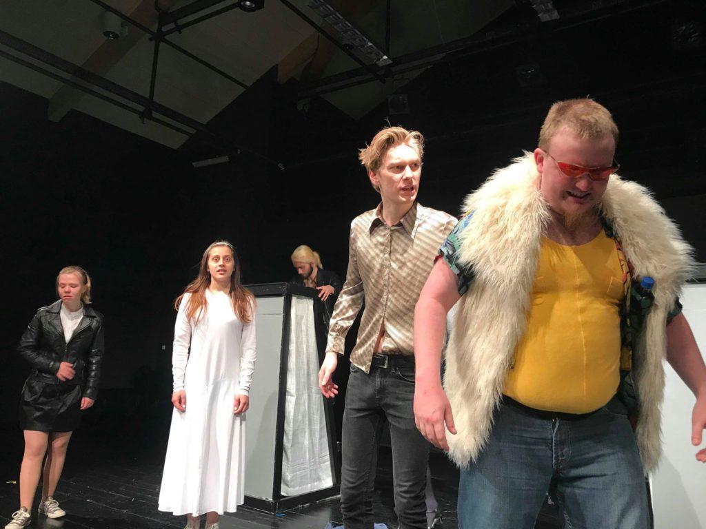 teater scene folkehøgskole Sunnhordland folkehøgskule