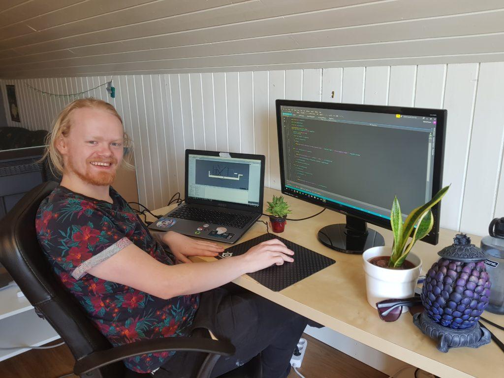 spillutvikling folkehøgskole Sunnhordland folkehøgskule