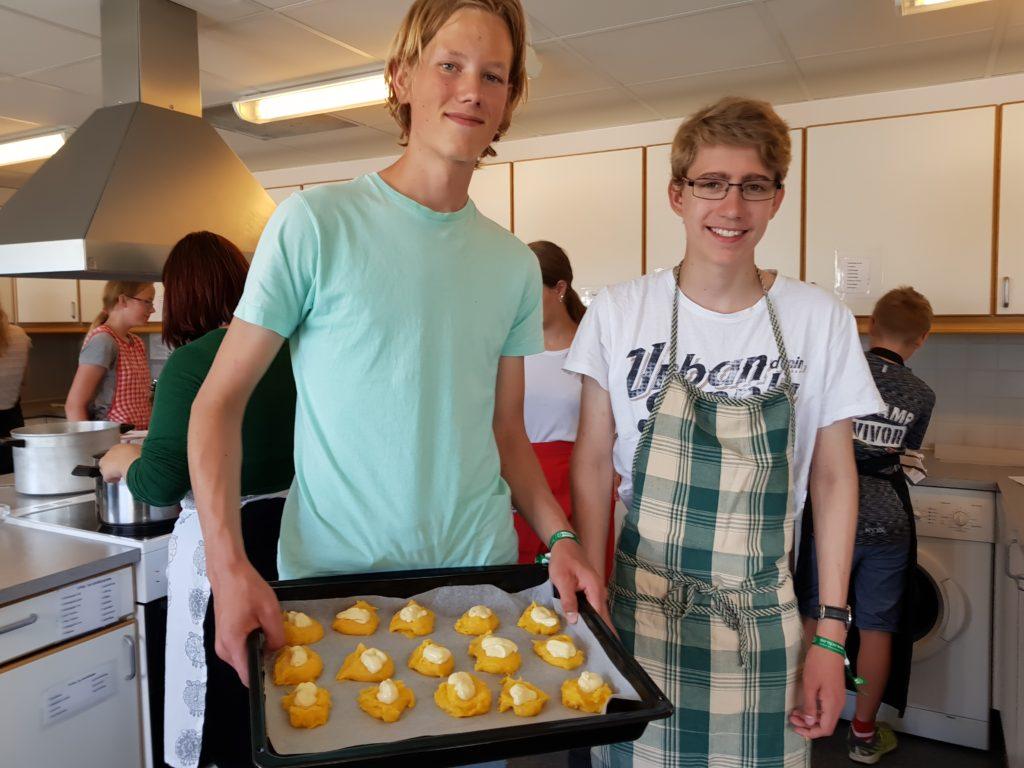 baking Elverum folkehøgskule cøliaki sommerkurs