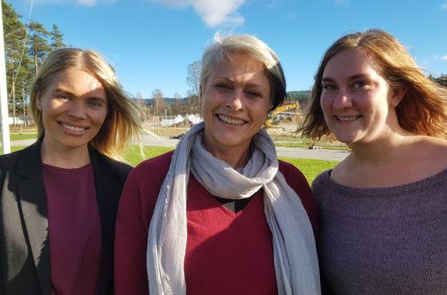 Strålende start for nye Evje folkehøgskole