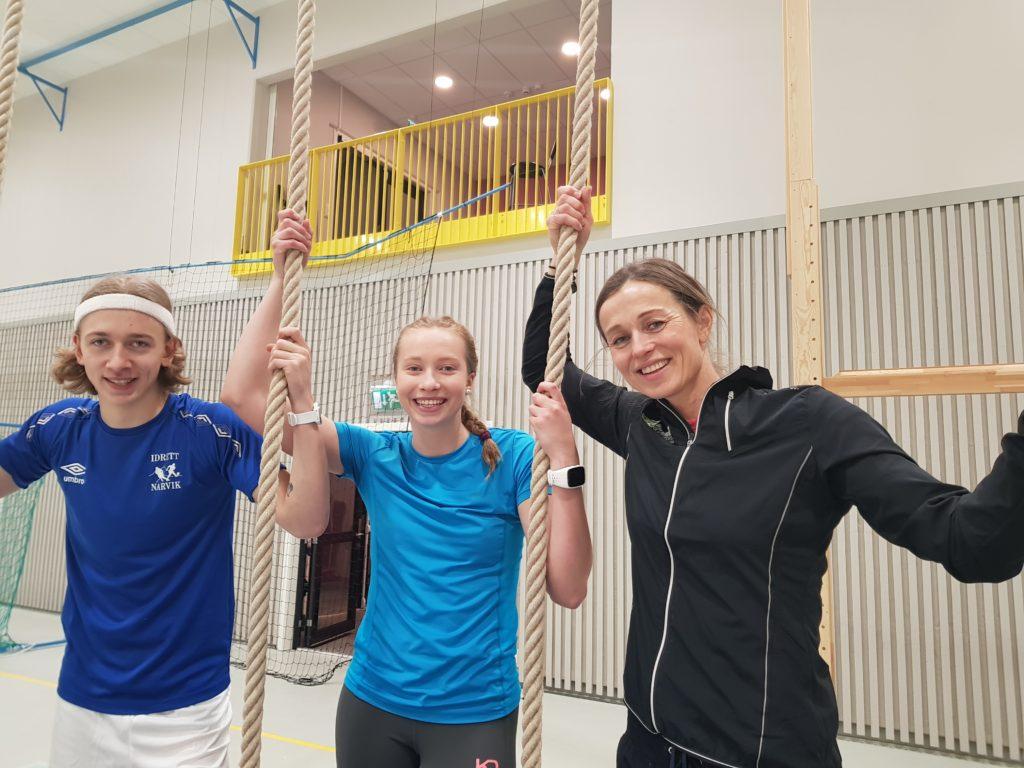 Astrid Lødemel lærer toppidrett Rønningen folkehøgskole Oslo