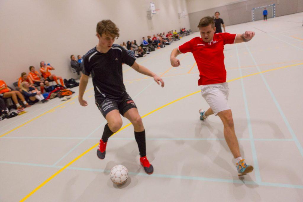 Fotball idrett hall Rønningen folkehøgskole Oslo