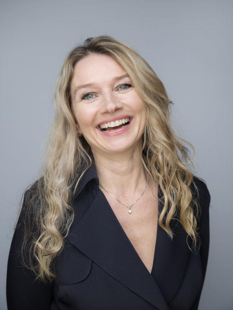 Yvonne Fosser HR-direktør Innovasjon Norge