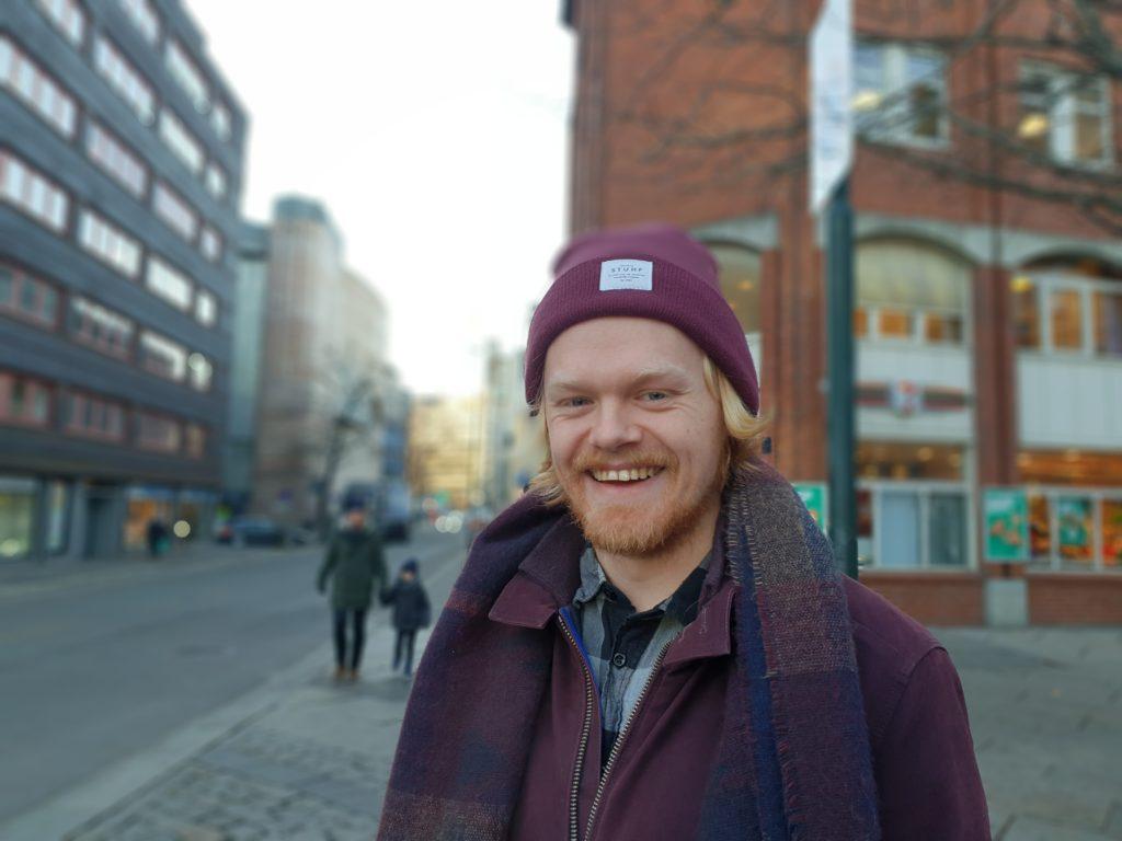Dennis Foose Sunnhordland follkehøgskule