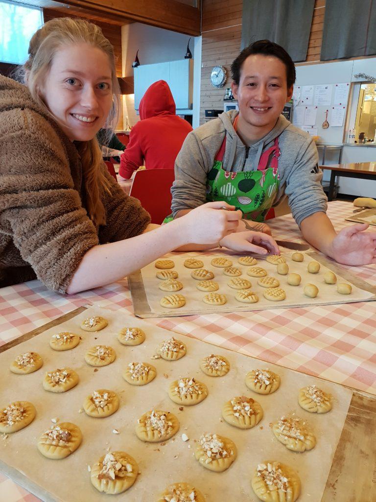 Julekaker elever Seljord folkehøgskule