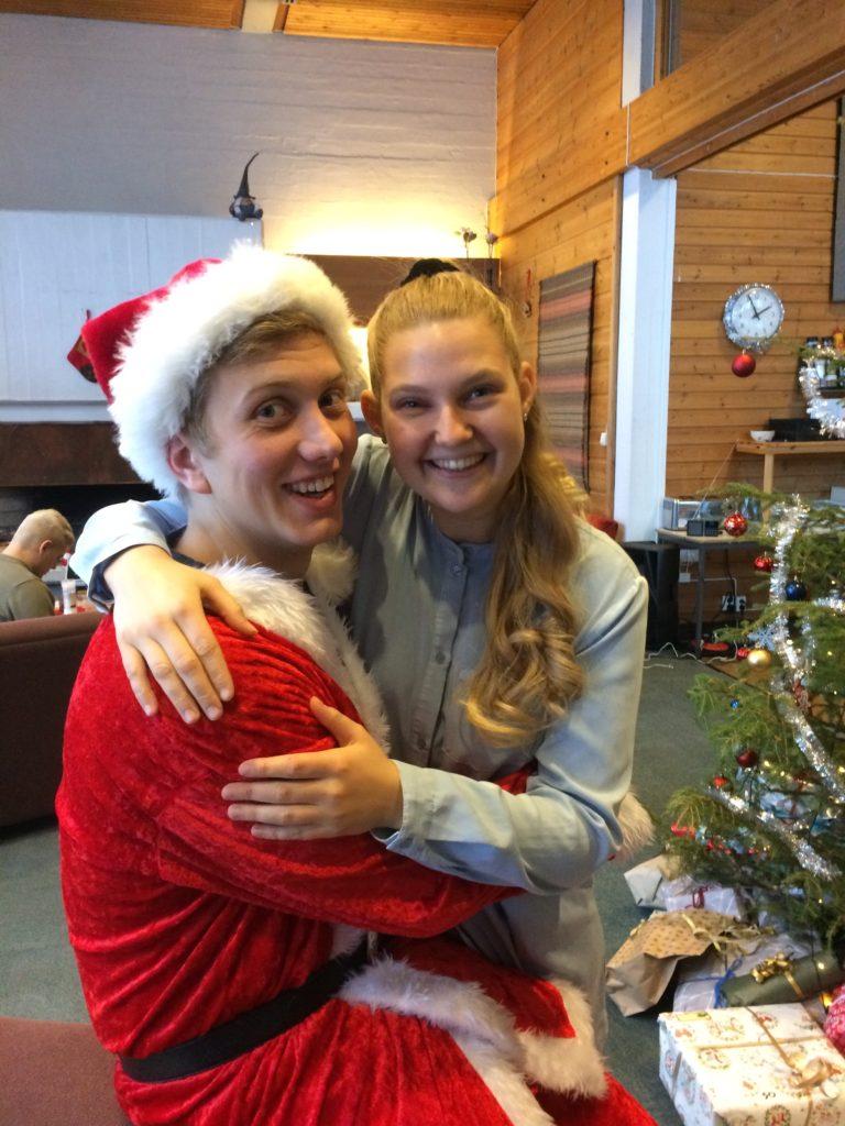 Julenisse Seljord folkehøgskule