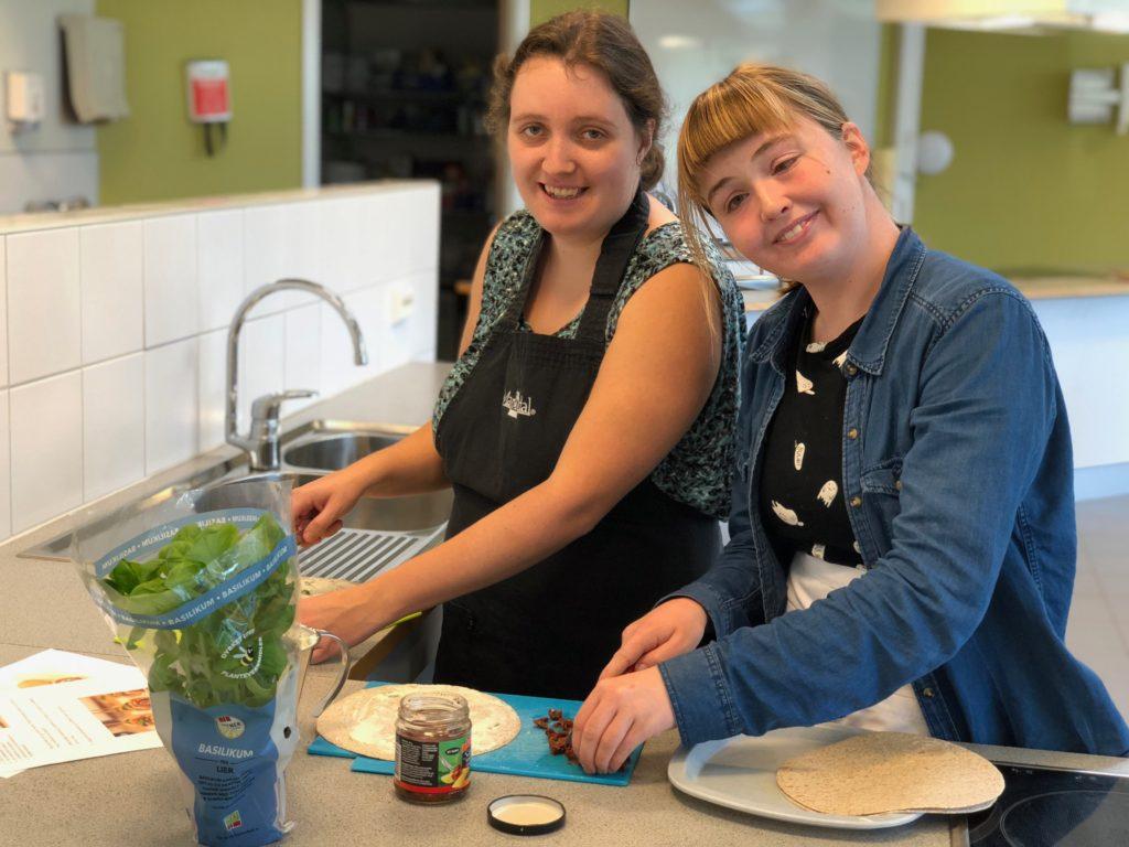 Jenny Ålesund folkehøgskole skolekjøkken