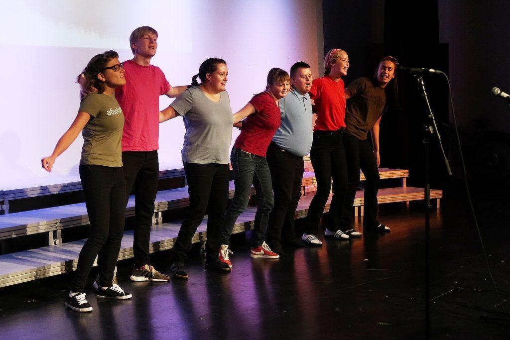 Jenny Ålesund folkehøgskole dans