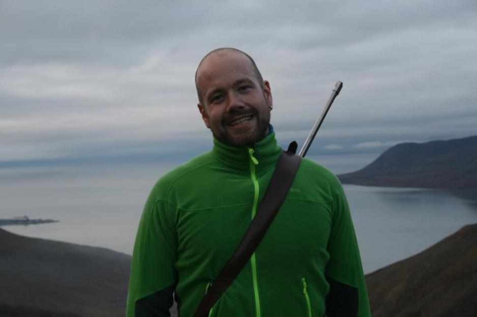 Espen Klungseth Rotevatn Svalbard folkehøgskole