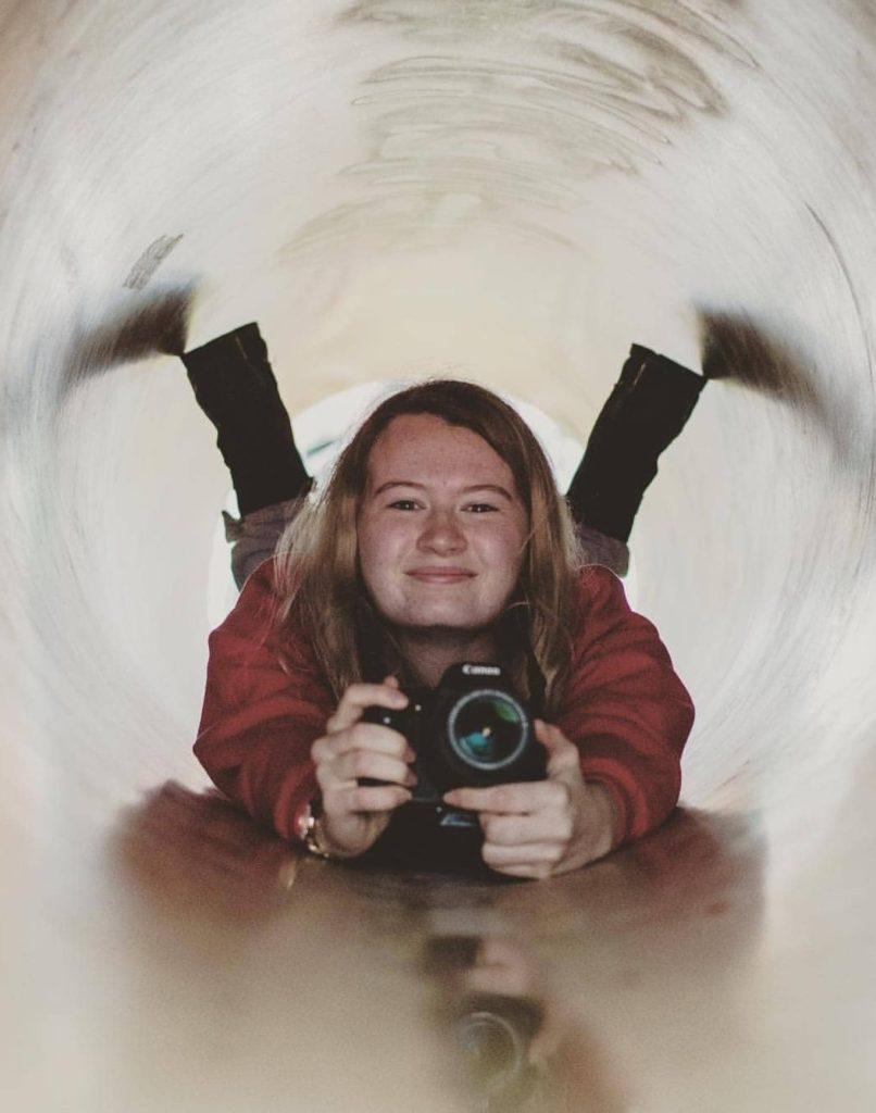 foto kamera folkehøgskole