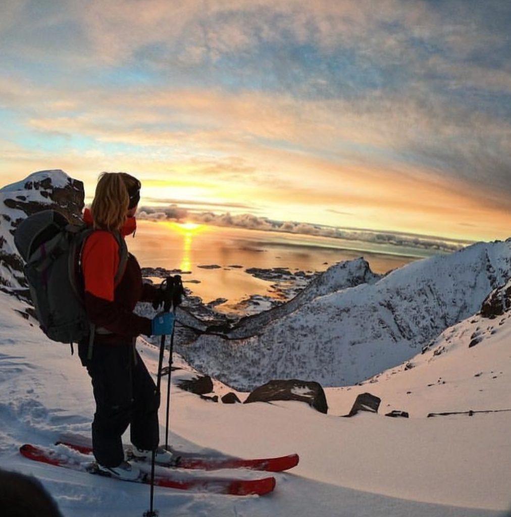 ski klasserom folkehøgskole