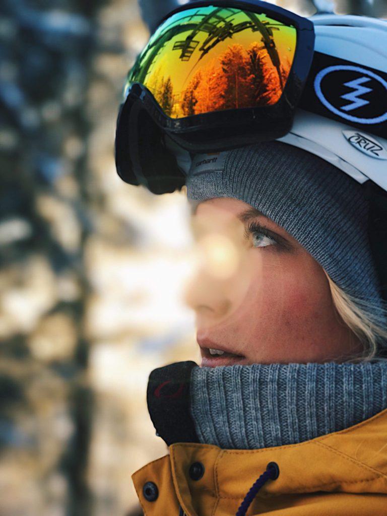 Lone Møller Solrud ski