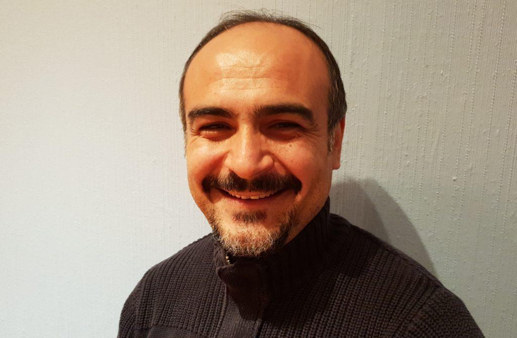 Mevlüt Darici tyrkisk Namdals folkehøgskole
