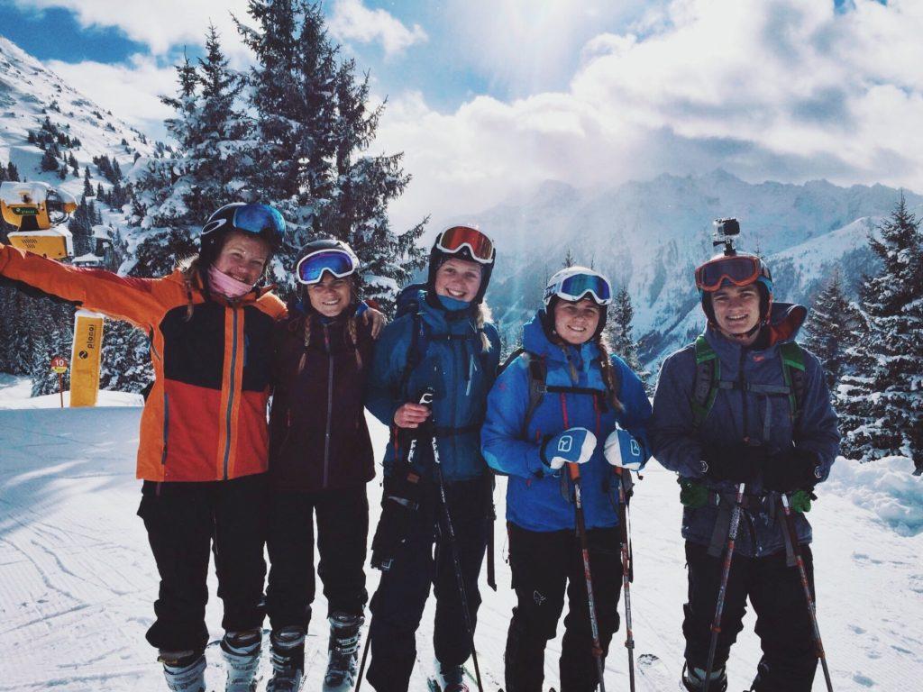 ski alpint Jenny Nesje klasse folkehøgskole