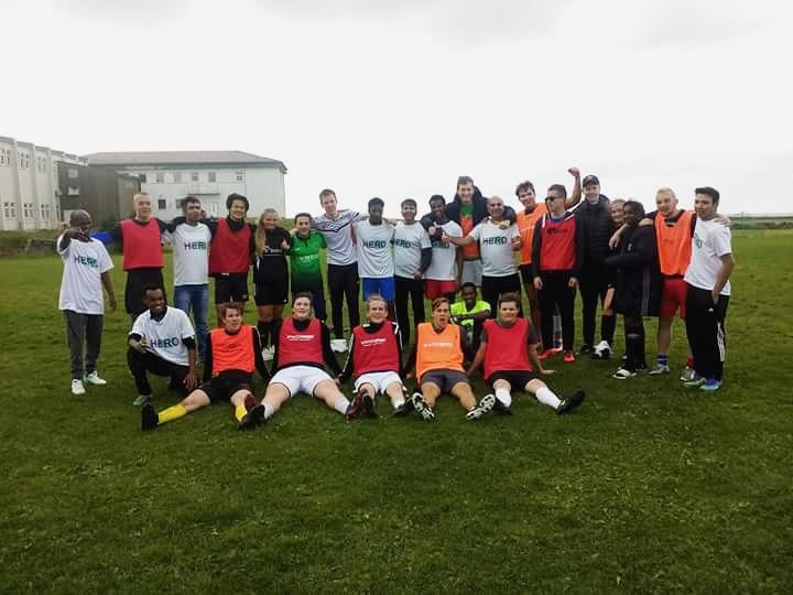 fotball Solborg folkehøgskole