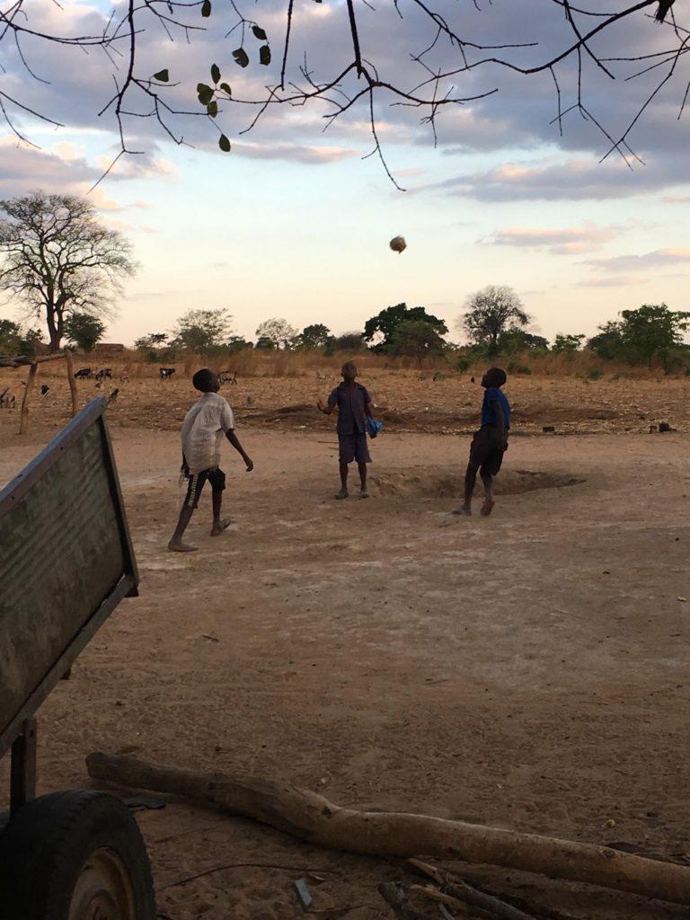 Zambia fotball Solborg folkehøgskole