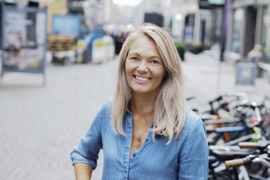 - Jeg tror man både kan bli sikrere på hva man skal bli og ta bedre valg om man tar en pause etter videregående, sier Trine Hauge Larsen, ansvarlig for employer branding og rekruttering.