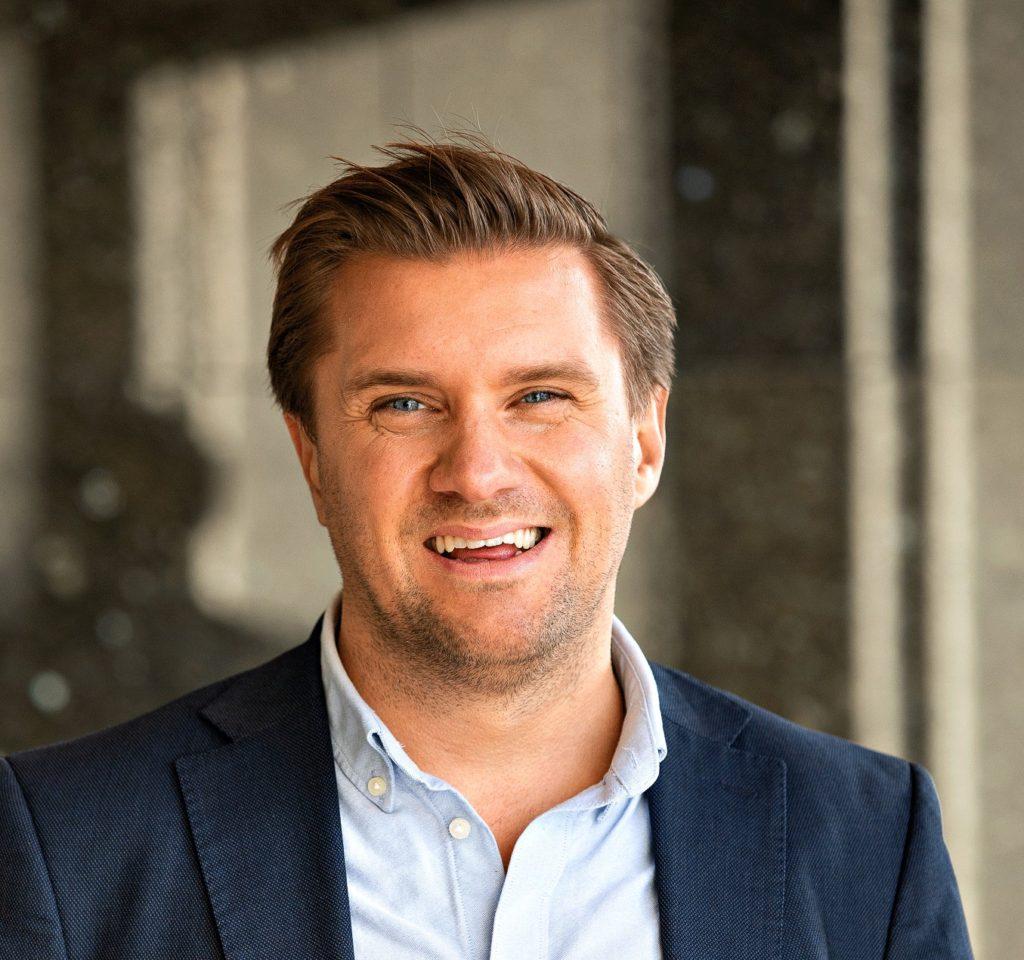 Christian Tynning Bjørnø portrett