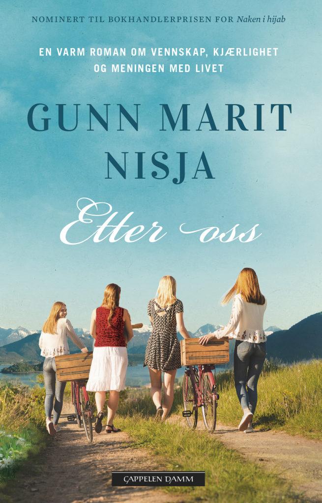 Etter oss bok forside Gunn Marit Nisja