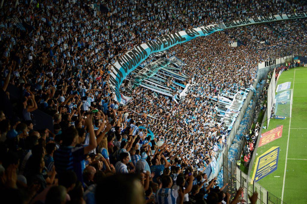 fotball Argentina Solborg folkehøgskole