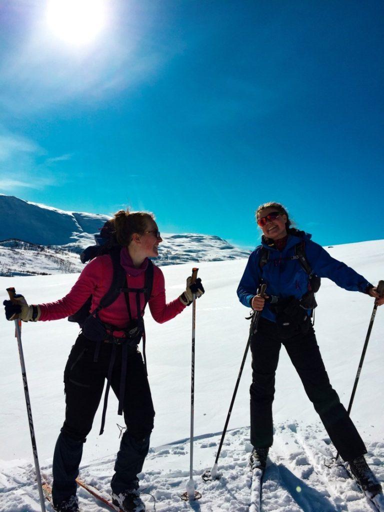 Henriette Nordheim ski Nordhordland folkehøgskole