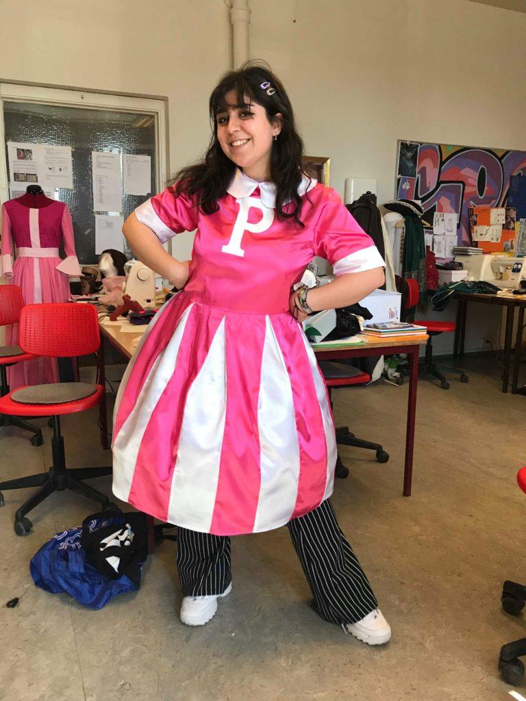 cosplay Holtekilen folkehøgskole