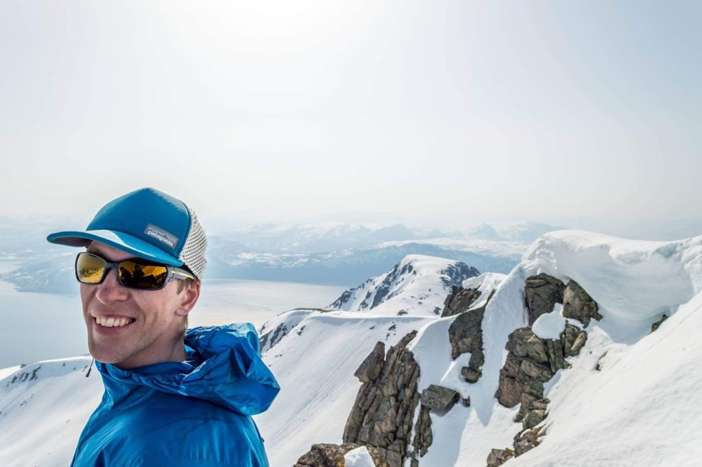 Martin Larsson topptur Sogndal folkehøgskule