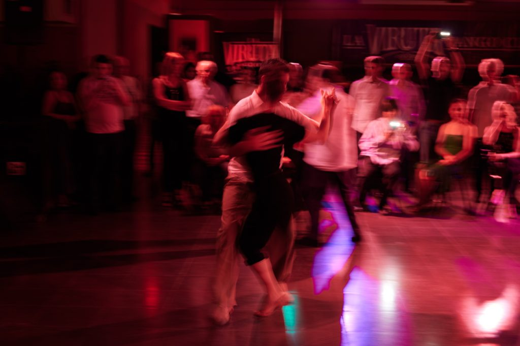 Tango Argentina Solborg folkehøgskole