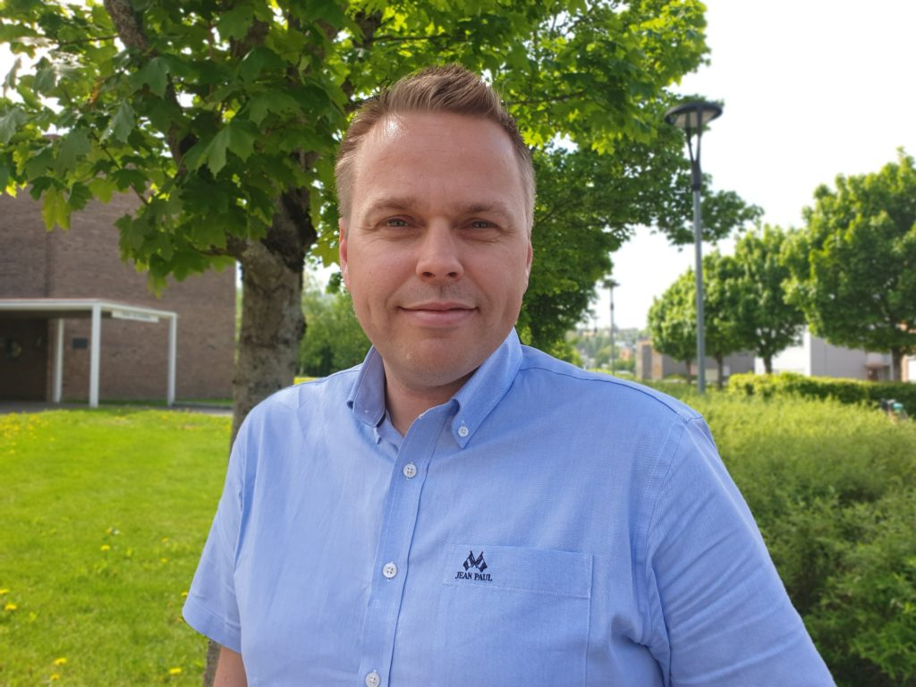 Thomas Øyvang