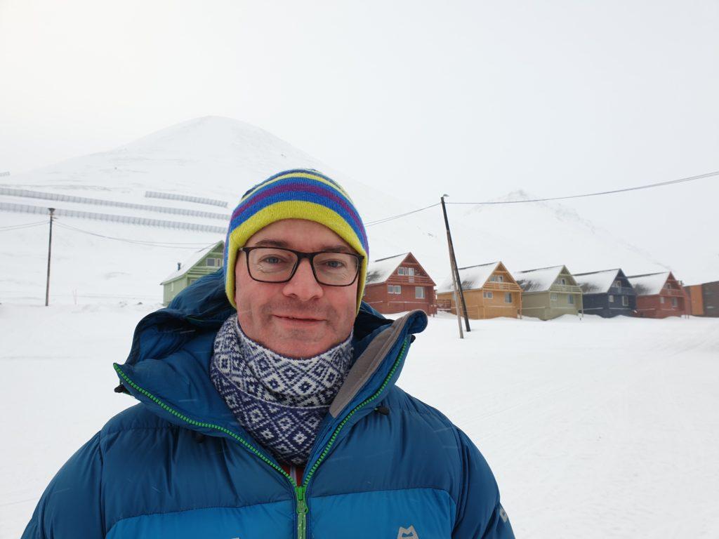 Rico Behlke Svalbard folkehøgskole