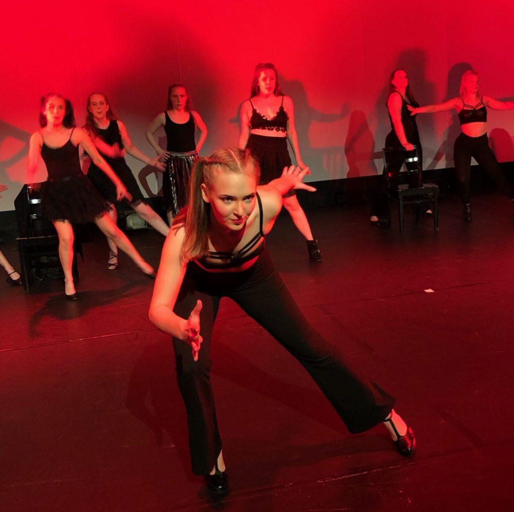 Danselinje Follo folkehøgskole