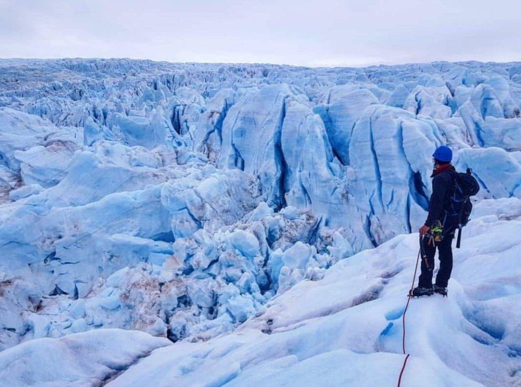 isbre Svalbard