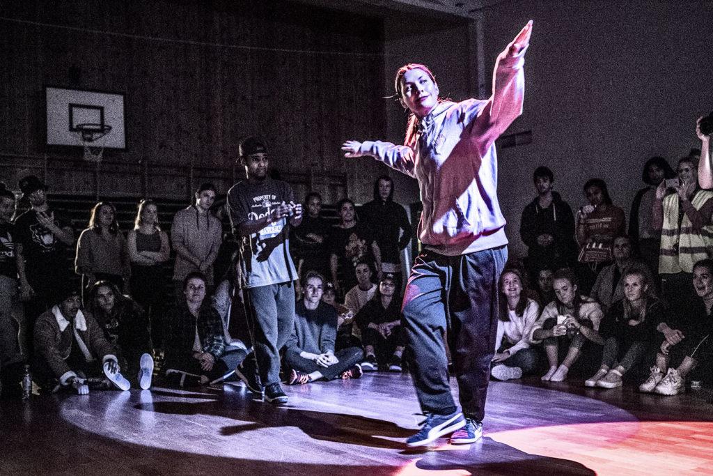 folkehøgskole dans