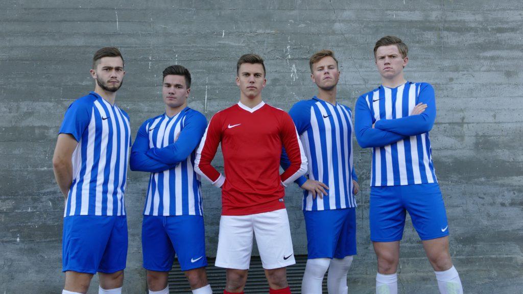 fotball folkehøgskole