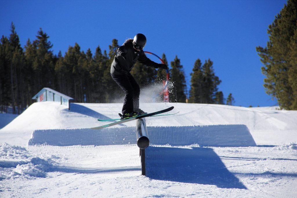 ski rail Rødde folkehøgskole